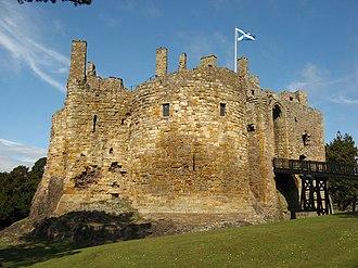Dirleton Castle - Image: Dirleton S