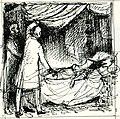 Disegno per copertina di libretto, disegno di Guido Crepax per L'idiota (s.d.) - Archivio Storico Ricordi ICON012296.jpg