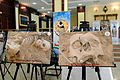 Display of Forensic Excavations - 3rd International Conference on Mass Graves in Iraq - Erbil - Iraq.jpg