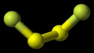 Disulfur difluoride
