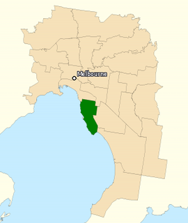 Division of Goldstein Australian federal electoral division