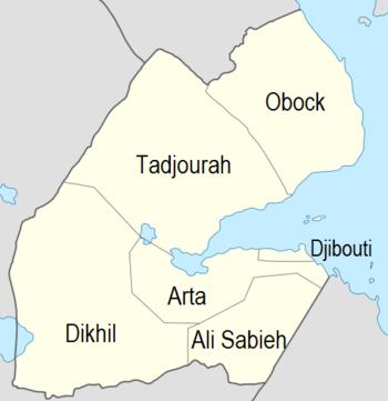 Djibouti Wikipedia