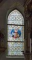 Dlijia dla ploania de La Ila Glasmalerei Herz Jesu.jpg