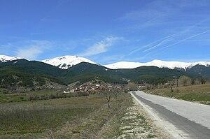 Dobarsko - Image: Dobarsko view