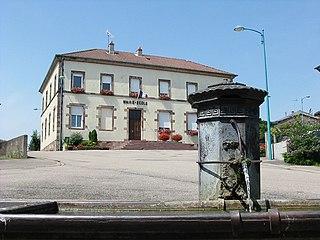 Domptail Commune in Grand Est, France