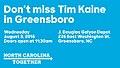 Don't miss Tim Kaine in Greensboro.jpg