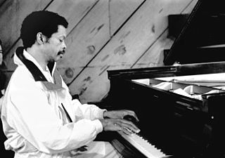 Don Pullen American jazz pianist and organist