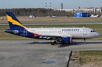 VP-BNN - A319 - Rossiya