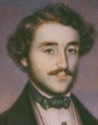 La zingara - Donizetti as a young man
