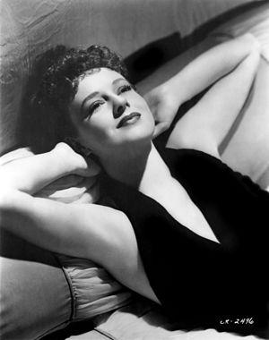 Dorothy Comingore - Dorothy Comingore in 1941