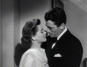 Gentleman's Agreement - Dorothy McGuire and Gregory Peck