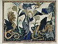 Douce Apocalypse - Bodleian Ms180 - p.046 Woman in desert.jpg