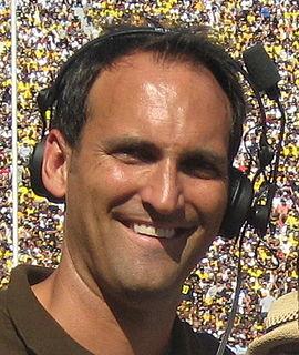 Doug Karsch American sports announcer