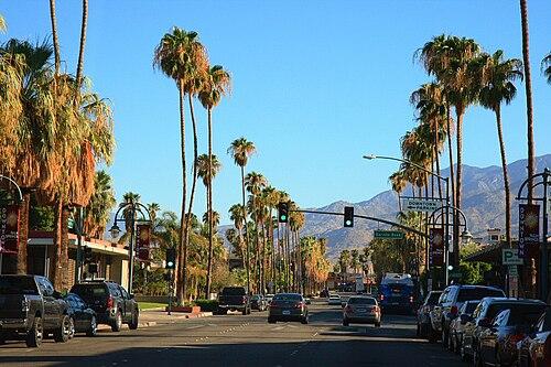 Palm Springs mailbbox