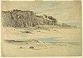 Drawing, Sea Girt, New Jersey, September 11, 1878 (CH 18369163).jpg
