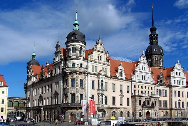 Hyperion Hotel Dresden Am Schlob Parken