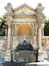 Drinking fountain - United States Capitol grounds - DSC09637.JPG