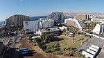 Drone Flight over Eilat Facing West.JPG
