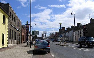 Dungiven - Image: Dungiven Main Street