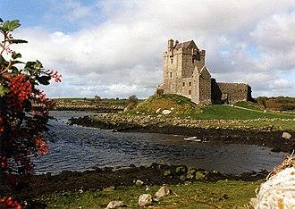 Kinvara - Dunguaire Castle