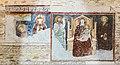 Duomo (Verona) - San Giovanni in Fonte - Romanesque frescos - Madonna and child.jpg