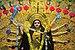 Durga, Burdwan, West Bengal, India 21 10 2012.JPG