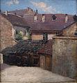 Dvorek na Vyšehradě 1912.jpg