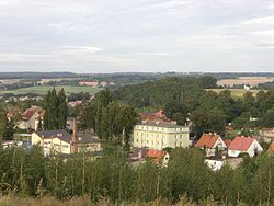 View of Dzierzgoń