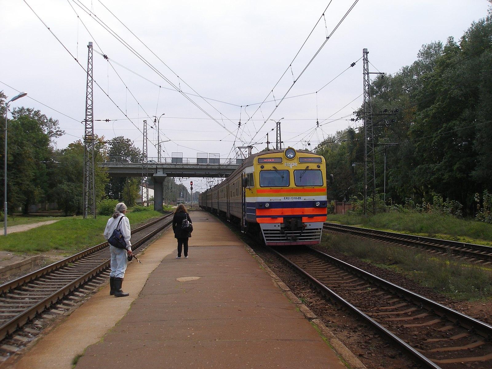 станция засулаукс фото