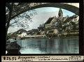 ETH-BIB-Bremgarten (Aargau), Südfront von unter der Eisenbahnbrücke-Dia 247-15128.tif