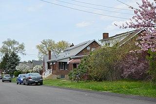 Liberty, Allegheny County, Pennsylvania Borough in Pennsylvania, United States
