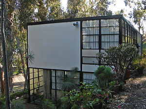 Eames House by Charles and Ray Eames.
