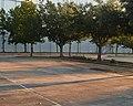 Early Morning Parking Lot (5190943372).jpg
