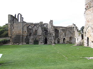 Easby Abbey - Image: Easby Abbey