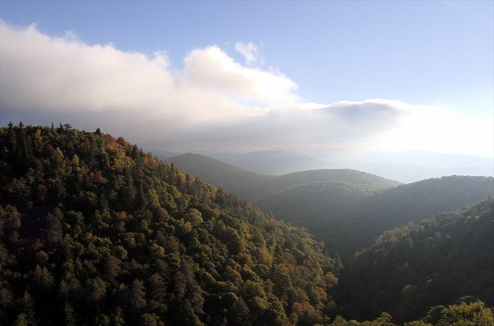 East Fork Overlook