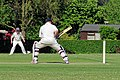 Eastons CC v. Chappel and Wakes Colne CC at Little Easton, Essex, England 30.jpg