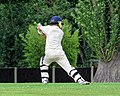 Eastons Cricket Club Sunday match, Little Easton, Essex, England 17.jpg