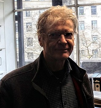 E. Brian Davies - Pictured January 2016