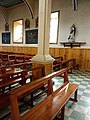Ecuador, South America, church interior. Cuenca.jpg