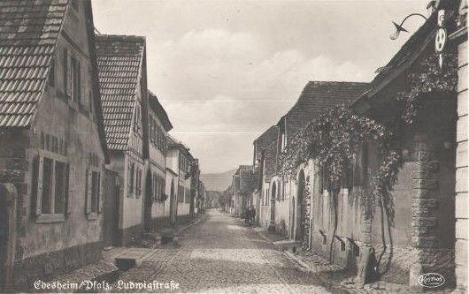 Edesheim-Ludwigstrasse 1940
