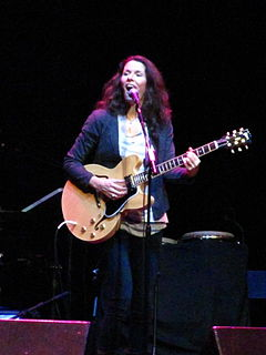 Edie Brickell singer from the United States