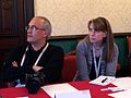 EduWiki 2014 Meeting, Intermediate session for Campus Ambassadors and Educators, Wikipedia Education Collaborative.JPG