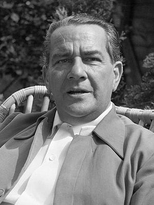 Eduard van Beinum - Image: Eduard van Beinum (1954)