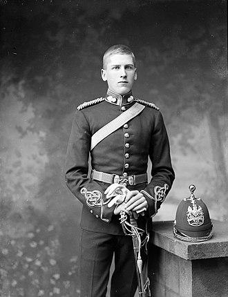 Royal Field Artillery - Irish member of the Royal Field Artillery (1904)