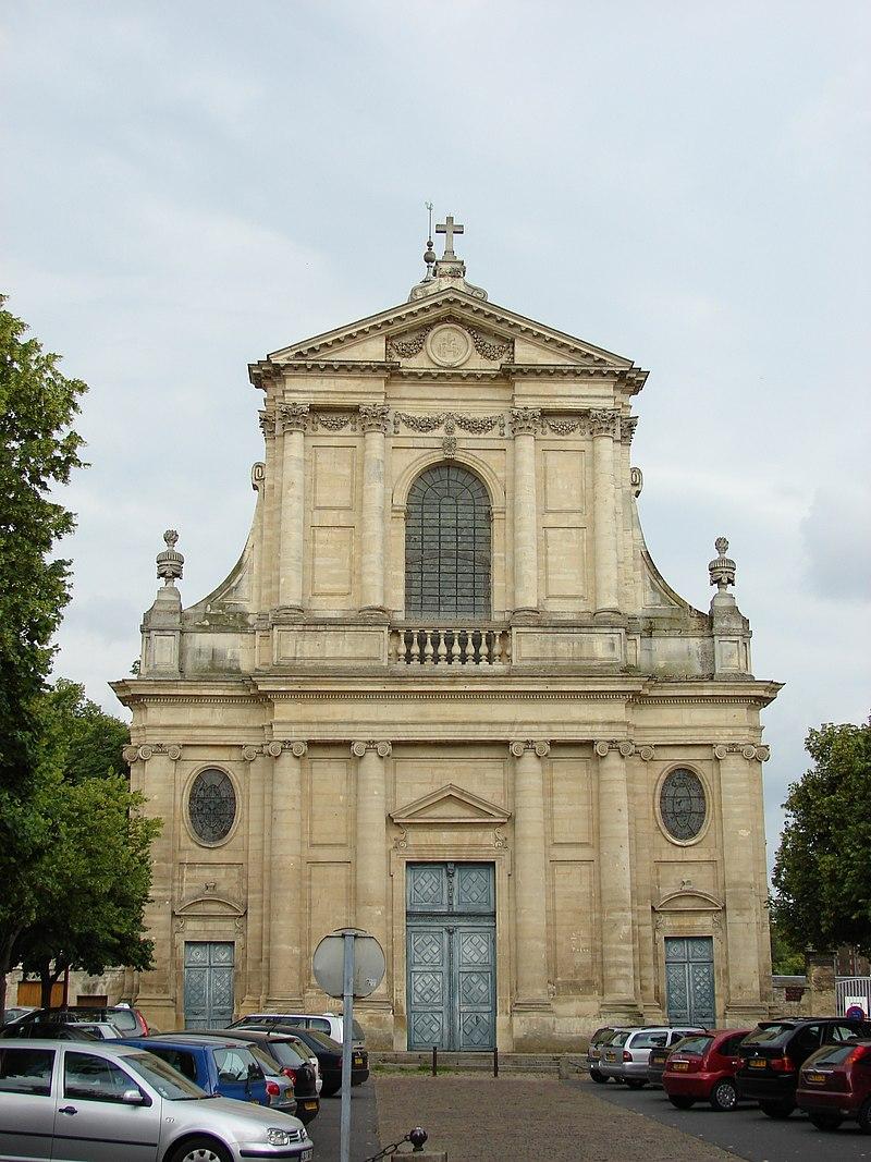 Eglise Nôtre Dame-de-la-Gloriette de Caen, Caen, Lower Normandy, France - panoramio.jpg