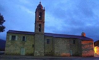 Aullène Commune in Corsica, France