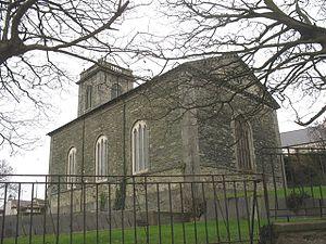 St Eleth's Church, Amlwch - Image: Eglwys St Eleth Church