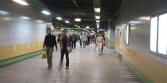 Cairo Metro Line 2 - Attaba station