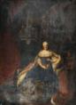 Eichler, Johann Conrad - Christine Louise of Oettingen.png