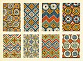 Eight Ceiling Patterns, Tomb of Nebamun and Ipuky MET DT218367.jpg